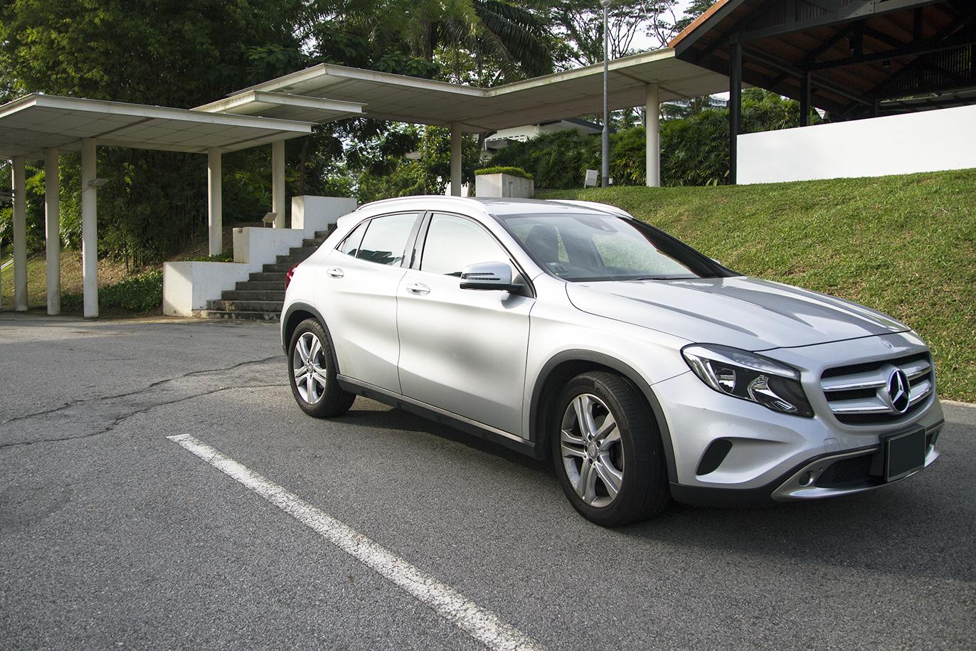 Mercedes Car Servicing Singapore