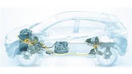 honda vezel hybrid drivetrain