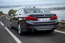 Premium BMW 530d car