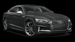 Audi S5 transparent